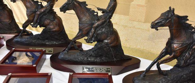 ARHA Futurity Trophys