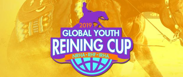 Logo Global Youth REining Cup