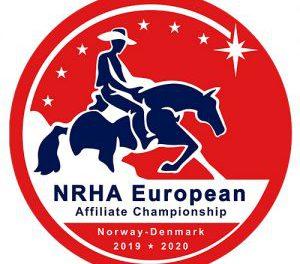 Logo NRHA EM 2019