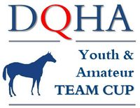 DQHA Youth and Amateur Team Cup Logo